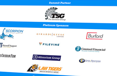 Thanks to our 2016 Summit Sponsors!
