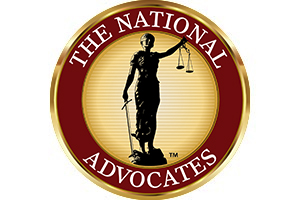 Advocates Badge