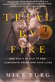 Mike Burg - Trial by Fire
