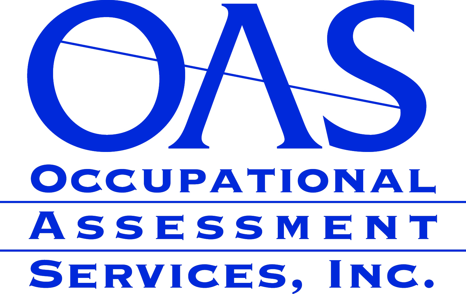 Occupational Assessment Services